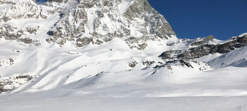 Cervino – The Italian-side of the Matterhorn