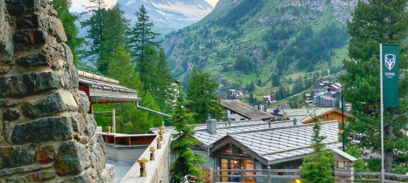 CERVO Mountain Boutique Resort in Zermatt