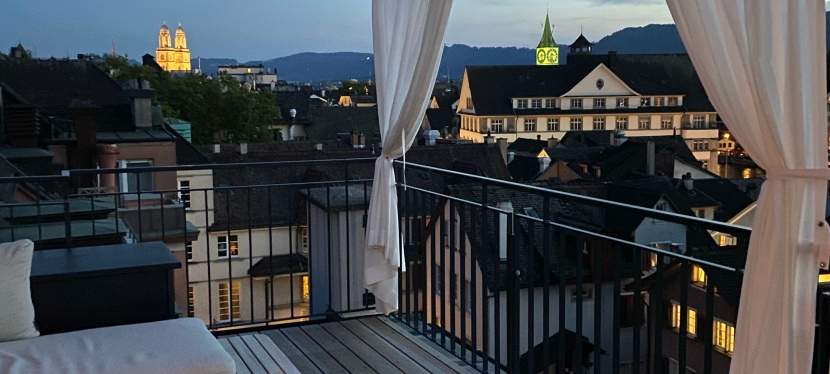 Stay In the Heart of Zürich – Hotel Felix